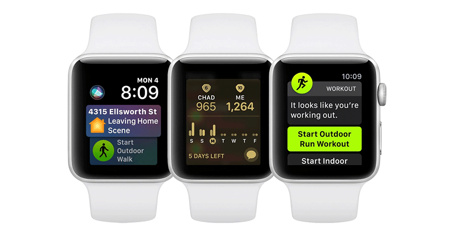 smartwatch watch os