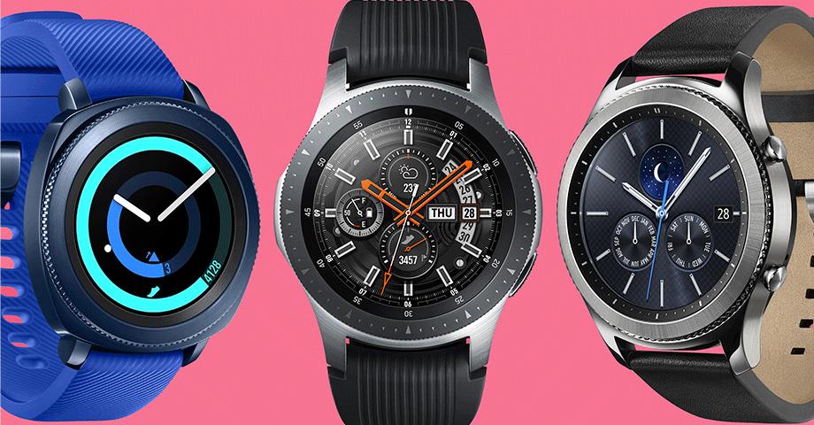 smartwatch tizen