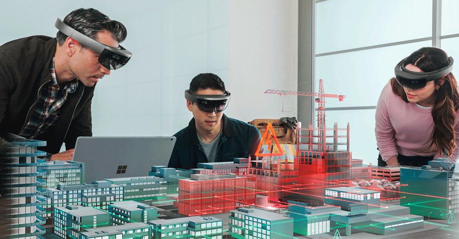 MS HoloLens