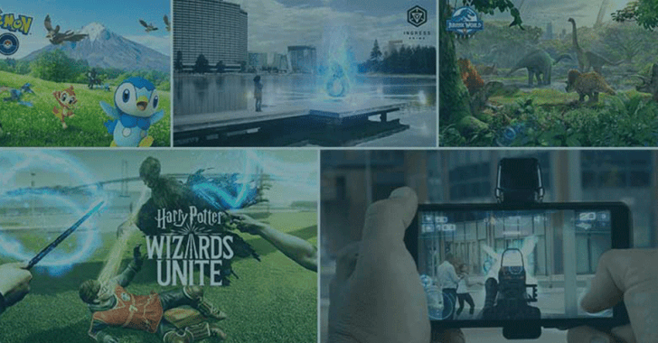 Augmented Reality Spiele