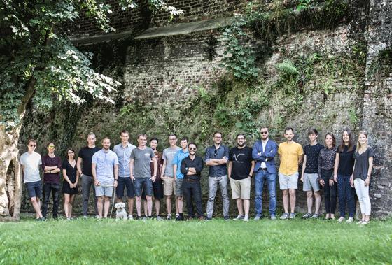 CodeFlügel Karriere Team