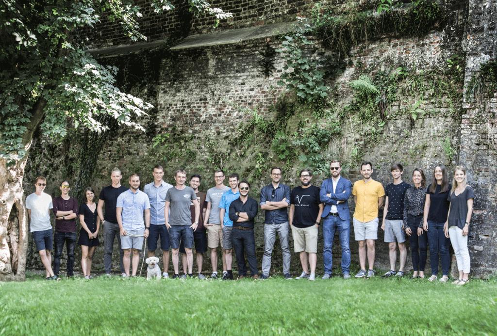 CodeFlügel Team Karriere