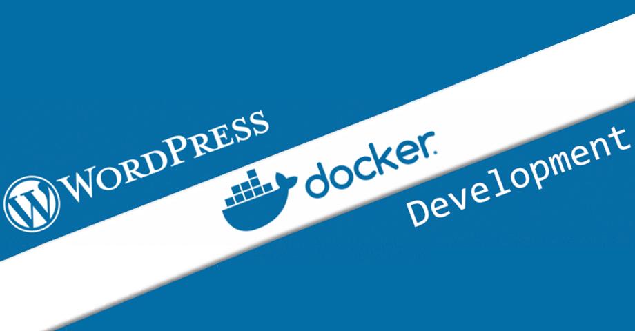 docker wordpress development