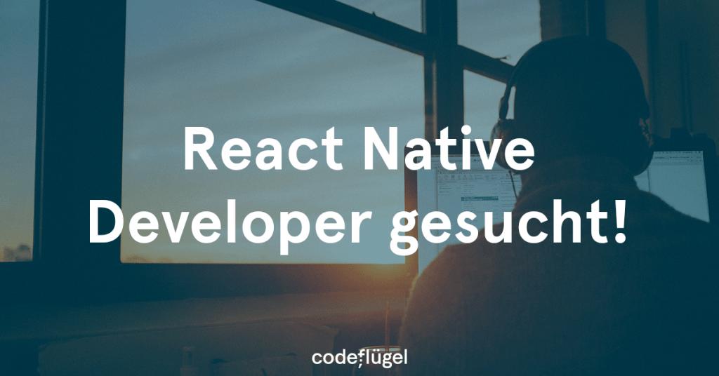 react native developer job