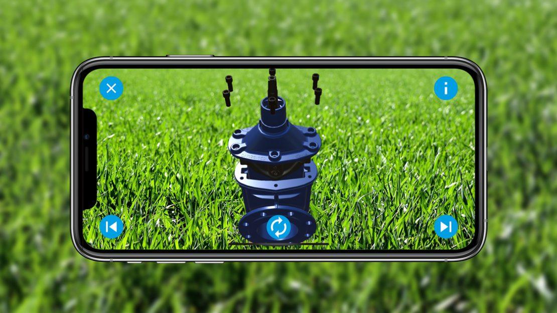 Hawle AR App