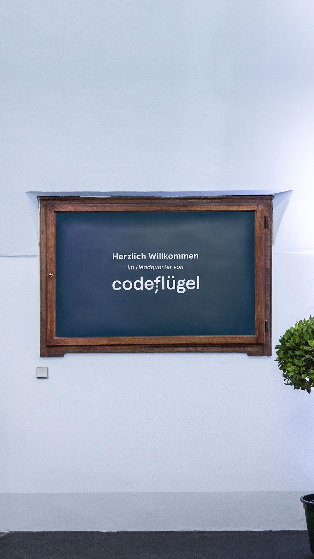 über uns Team Codeflügel Unternehmenskultur