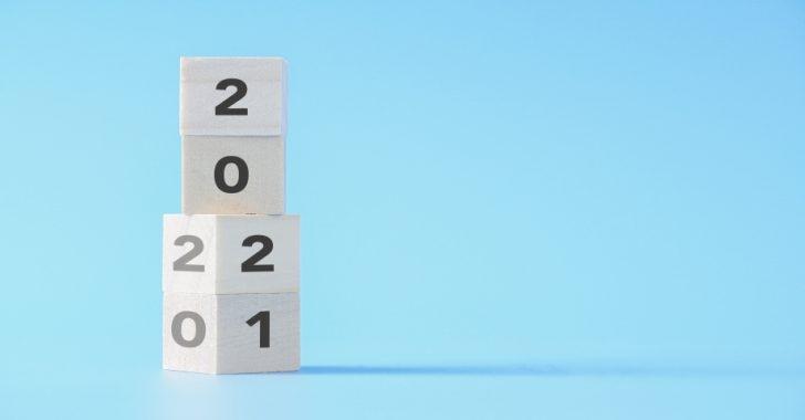 Das Jahr 2020 Header